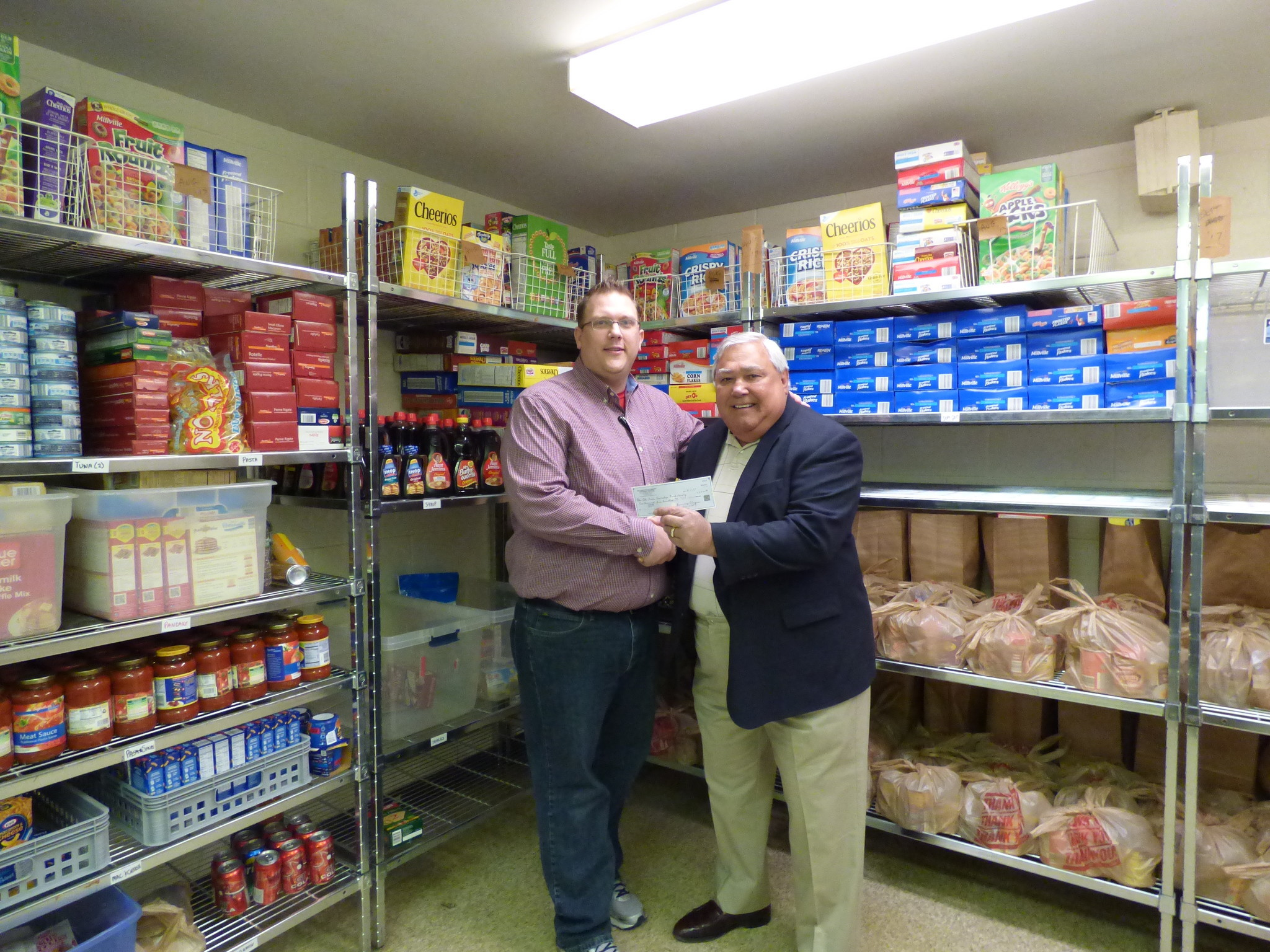 Food pantry in chicago heights for Food pantry in chicago heights