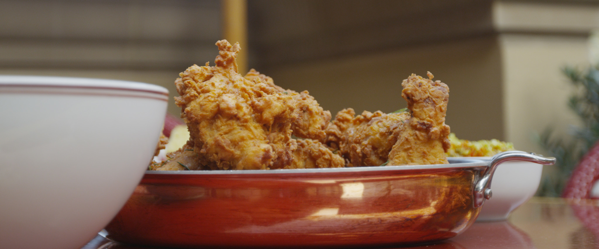Fabuleux Fried chicken at Bouchon Bistro - LA Times KP04