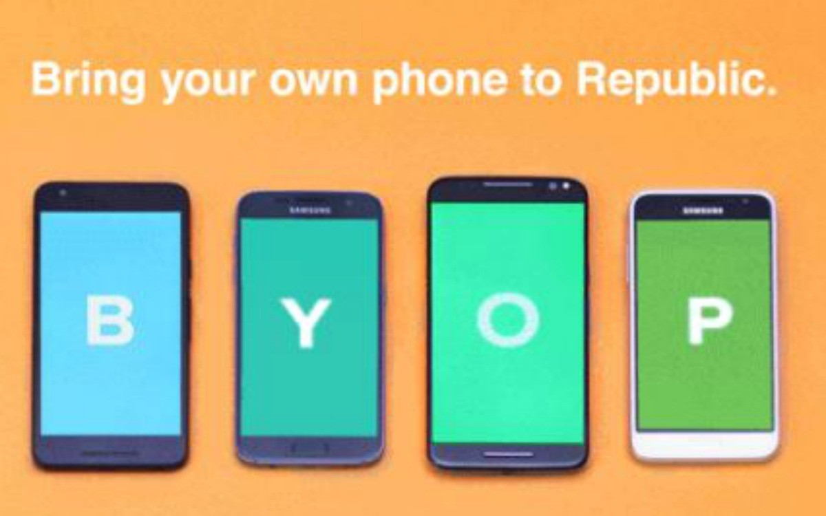 Get Six Months Of Free Services On Republic Wireless