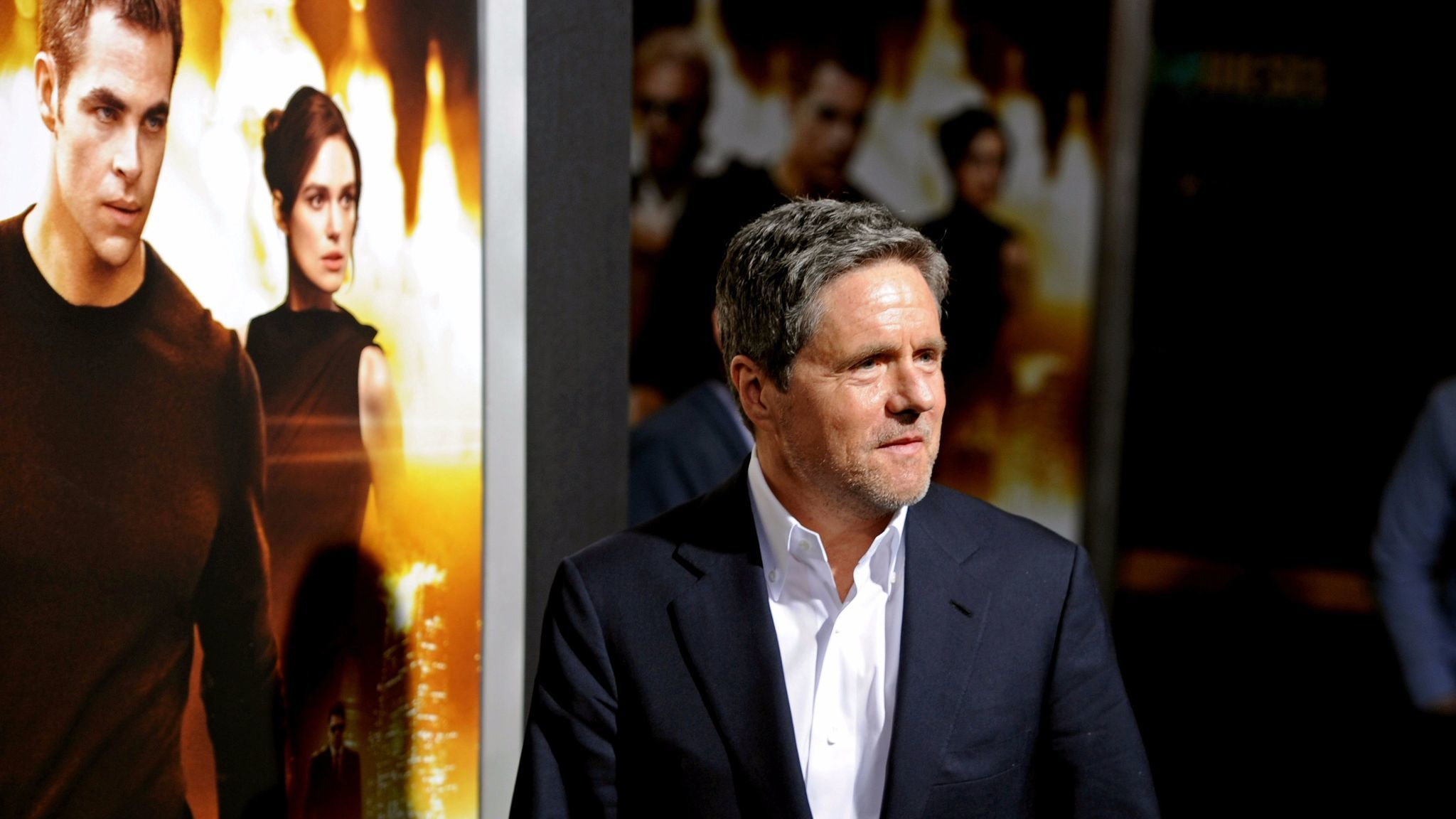 Brad Grey Who Led Paramount Pictures For 12 Years S At 59 La Times
