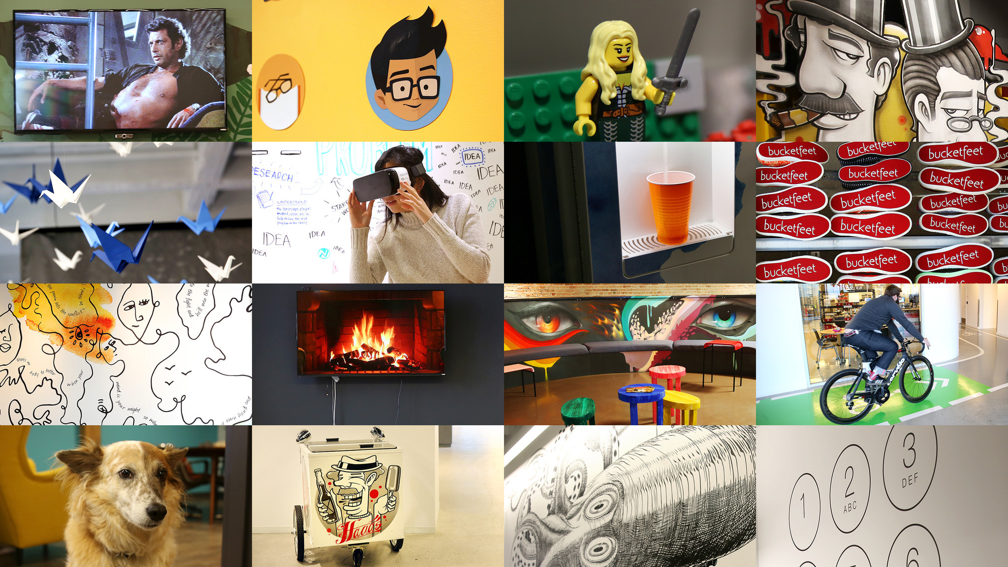 office stereotypes. The 50 Coolest Things We Saw In Chicago Offices This Past Year Office Stereotypes