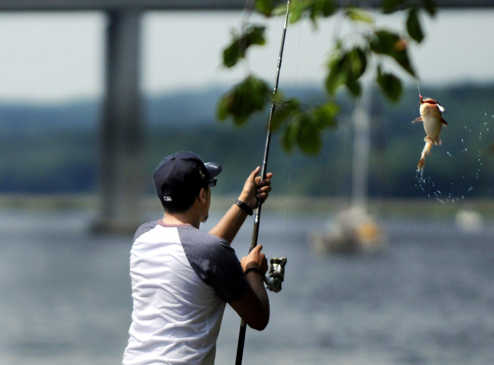 For A Small State Connecticut Rich In Fishing Spots