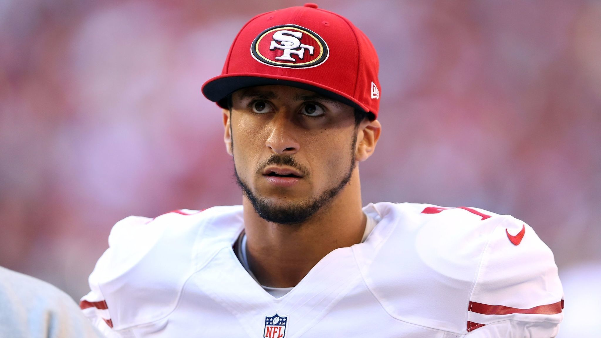 colin kaepernick When colin kaepernick first sat down during the national anthem, he was  protesting a specific kind of injustice everything else is just noise.