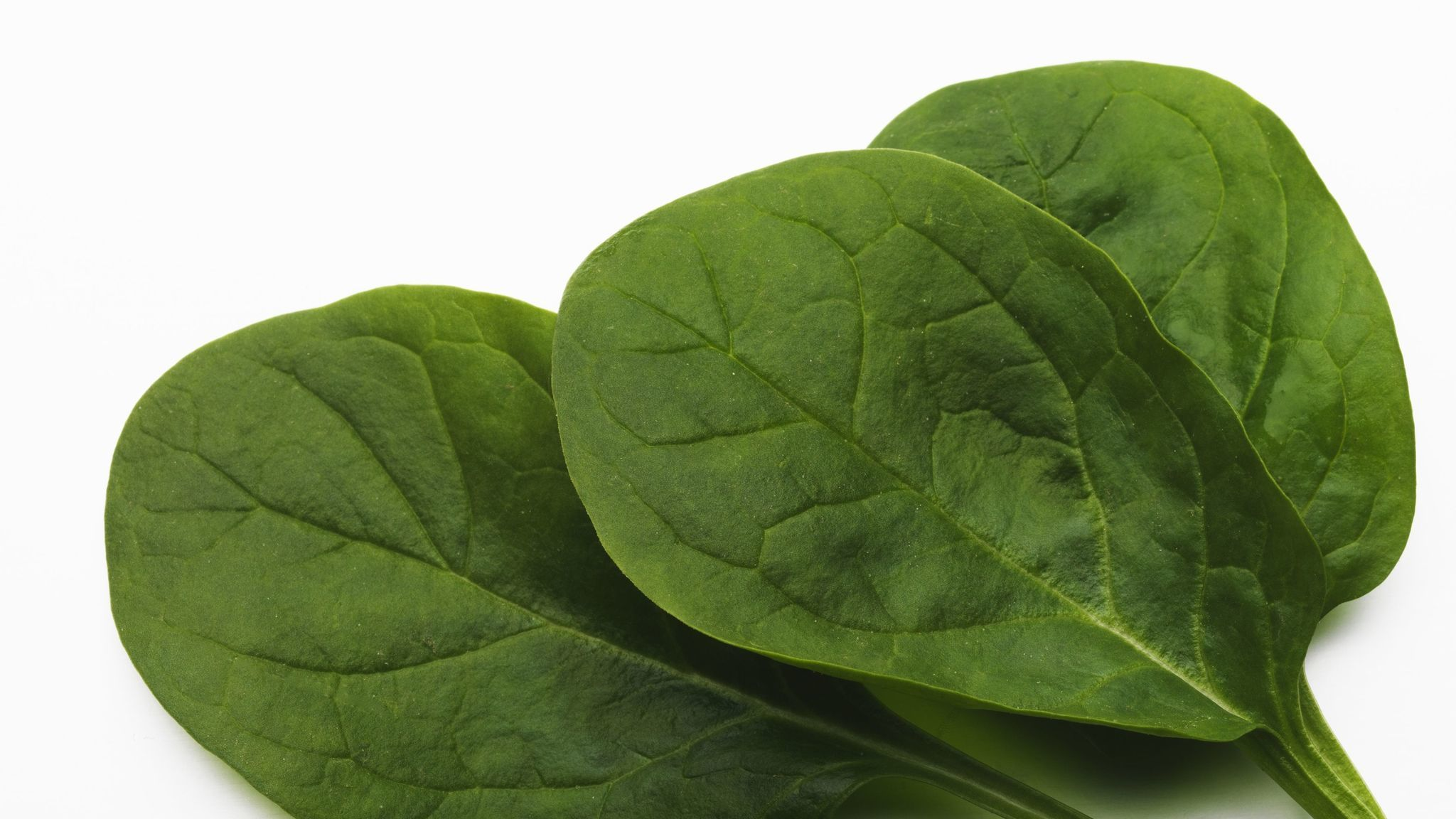 Eating spinach will help you get your recommended amount of magnesium.