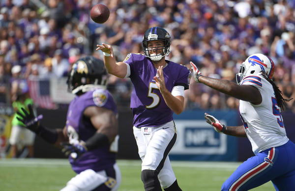 Five numbers that need to change for the Ravens to get back to playoffs