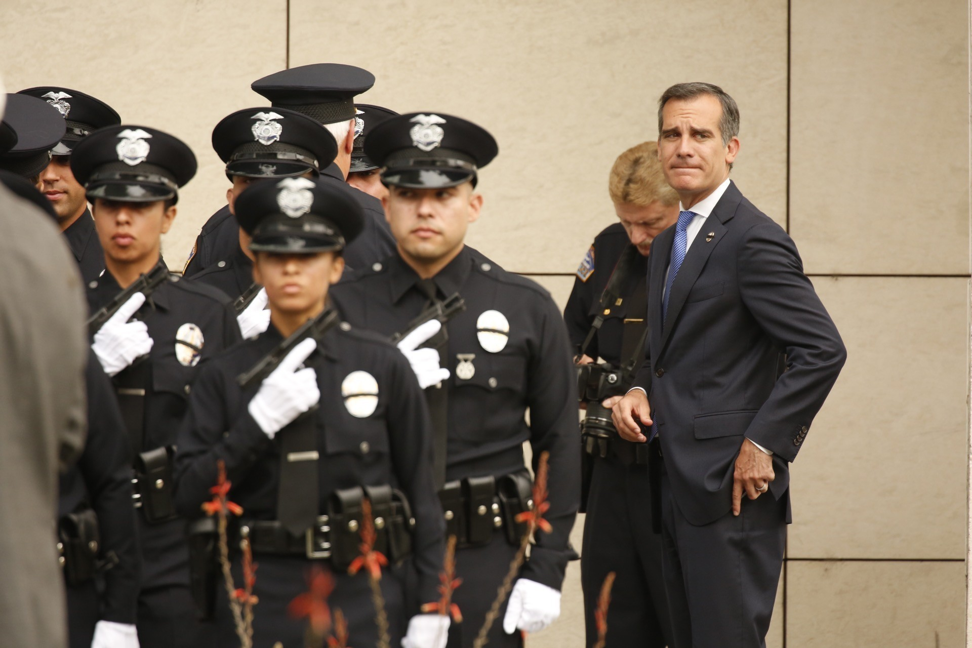 Voters decisively back measure to rework discipline at the LAPD