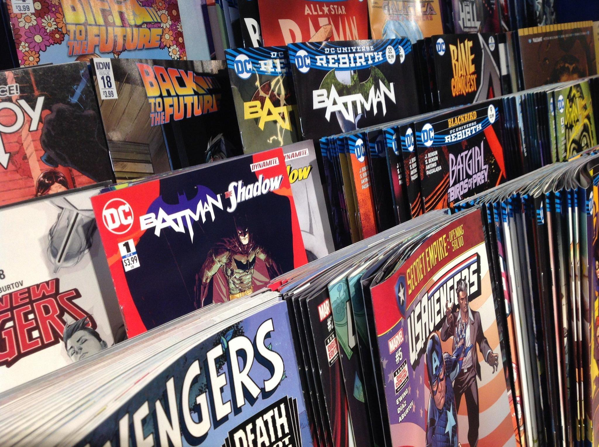heroic turnout for free comic book day daily southtown