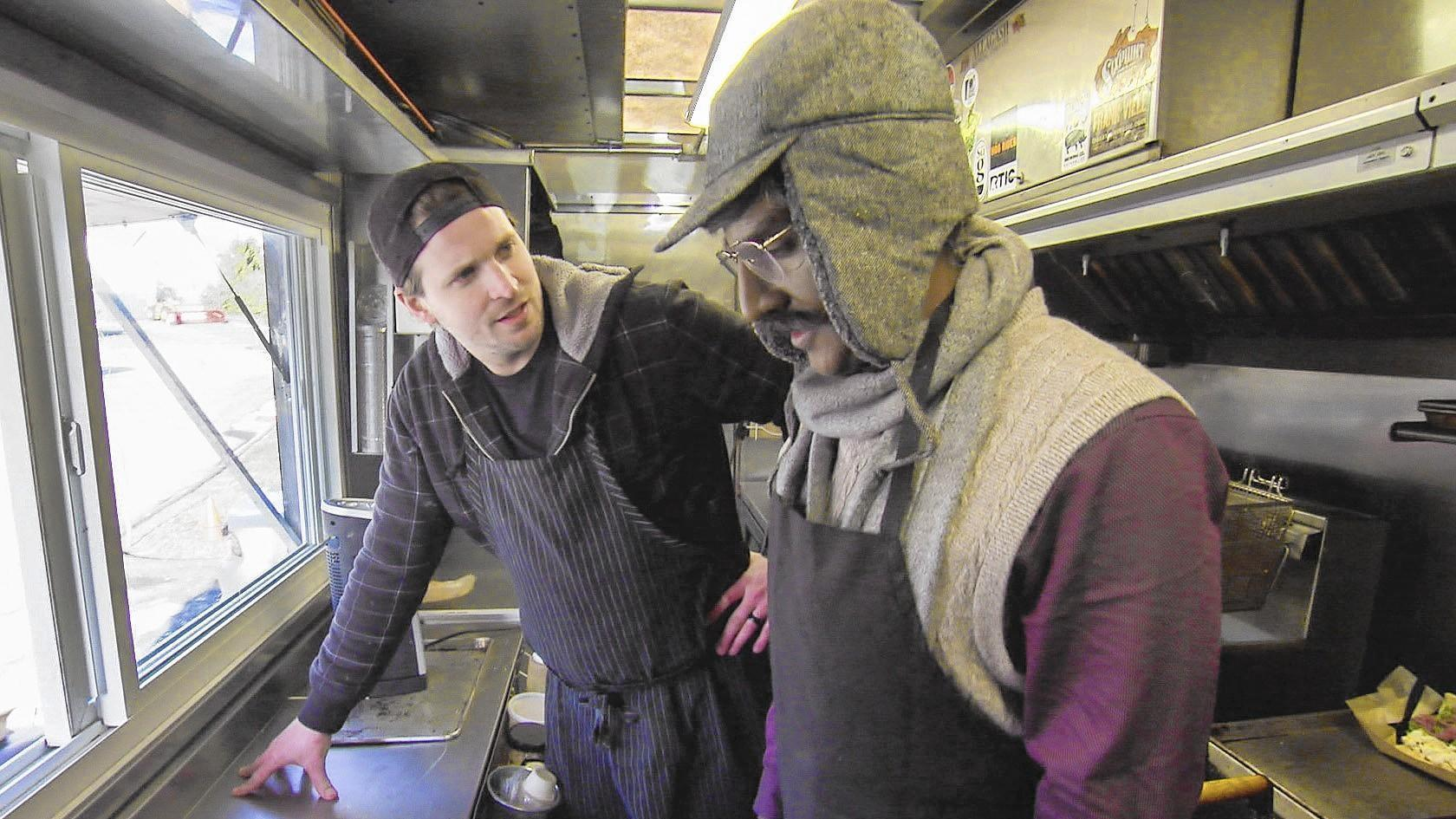 Mercado Food Truck To Be On 'Undercover Boss' With Celebrity Chef Marcus Samuelsson