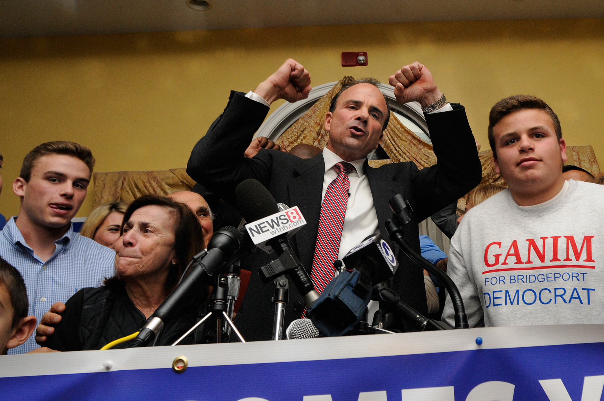 Elections Panel Rejects Ganim Bid For Public Campaign Financing