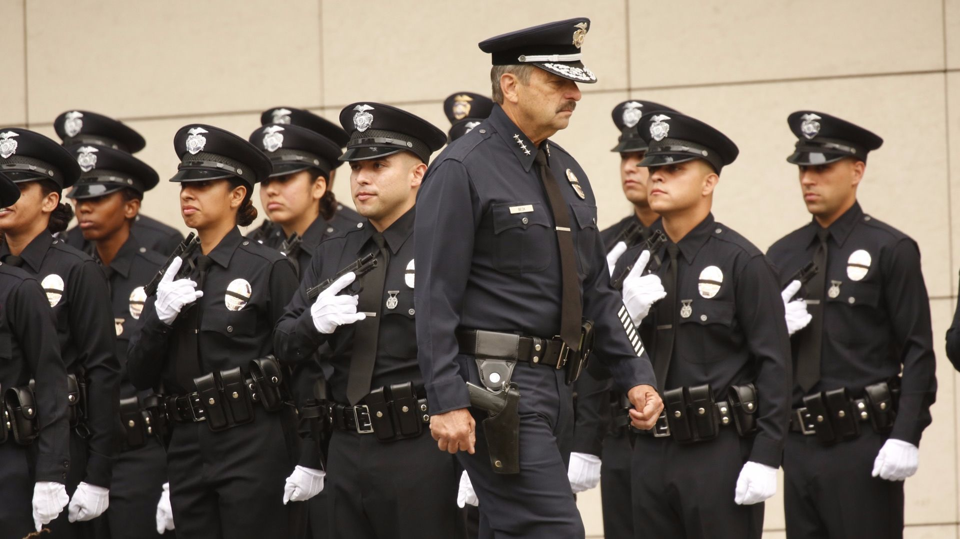 """police discipline A police department's """"code of ethics"""" usually exists separately from the formalized set of rules and regulations studied in the academy."""