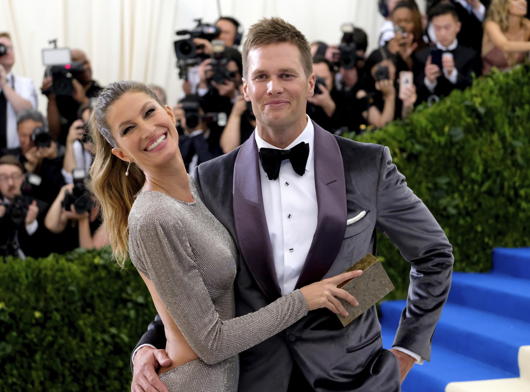 Gisele Bundchen: Tom Brady had a concussion last year ...