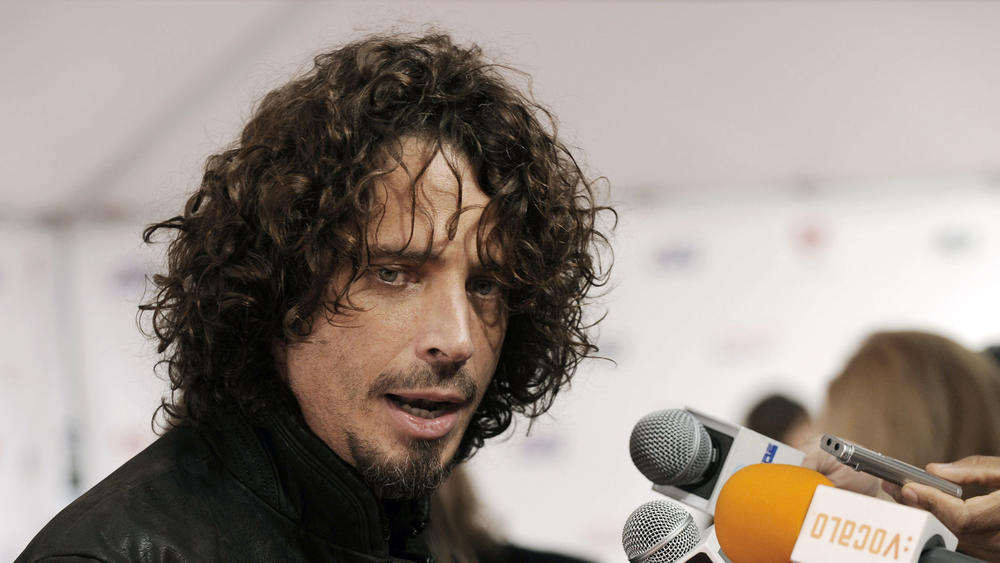 "Soundgarden singer Chris Cornell made a music video for his song ""The Promise"" to highlight the world refugee crisis (Chris Pizzello / Associated Press)"