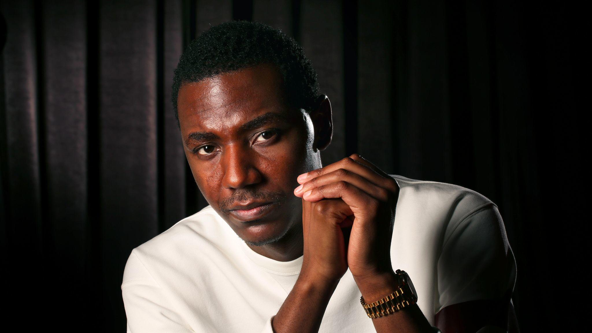 """Jerrod Carmichael is the creator and star of the NBC comedy """"The Carmichael Show."""" (Rick Loomis / Los Angeles Times)"""