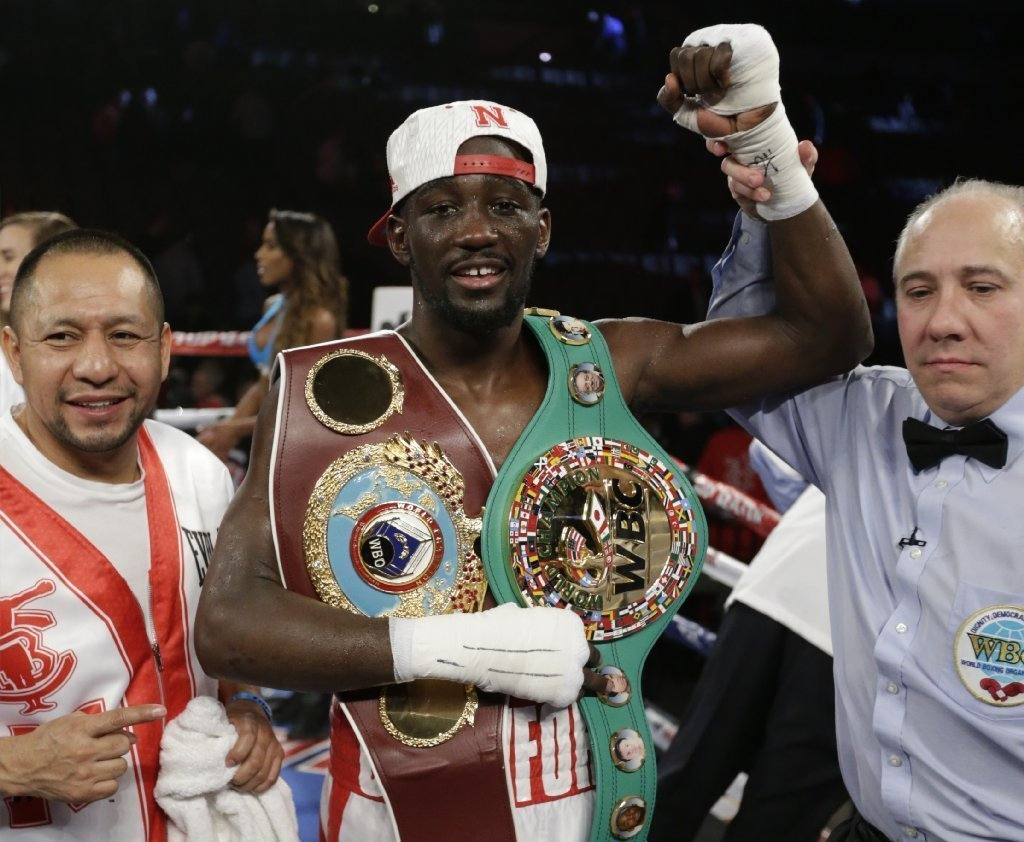 World of experience contributes to Terence Crawford's dominance