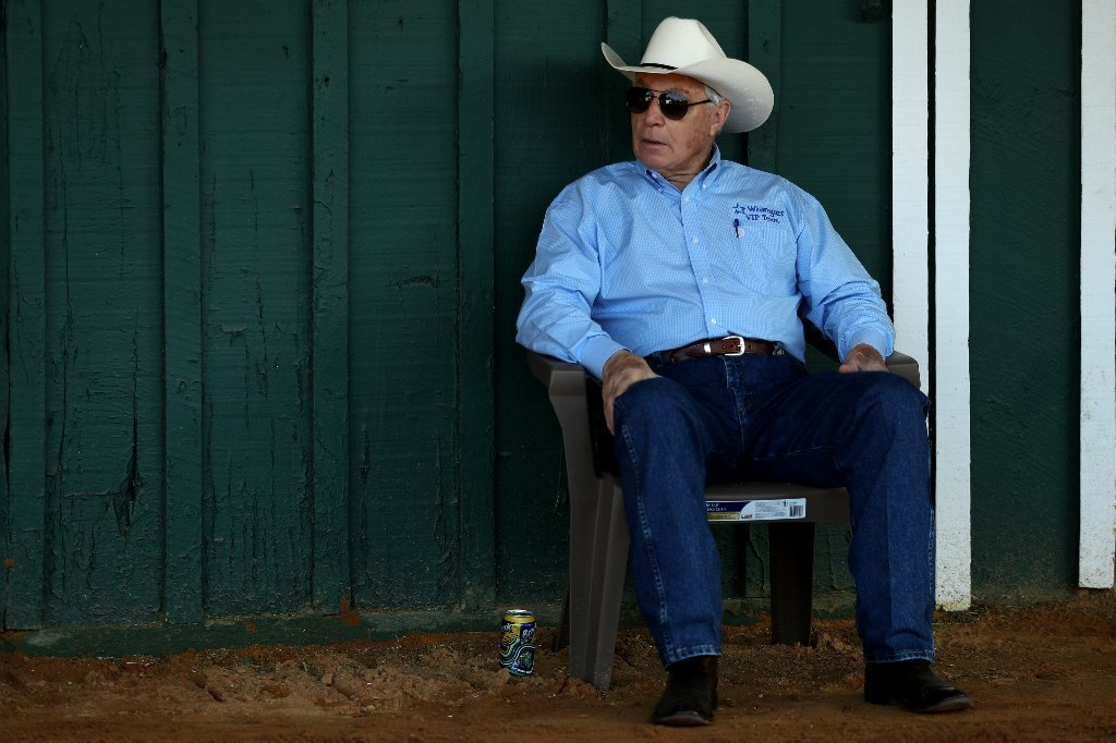 Ask Wayne Lukas if you want to know how to win the Preakness