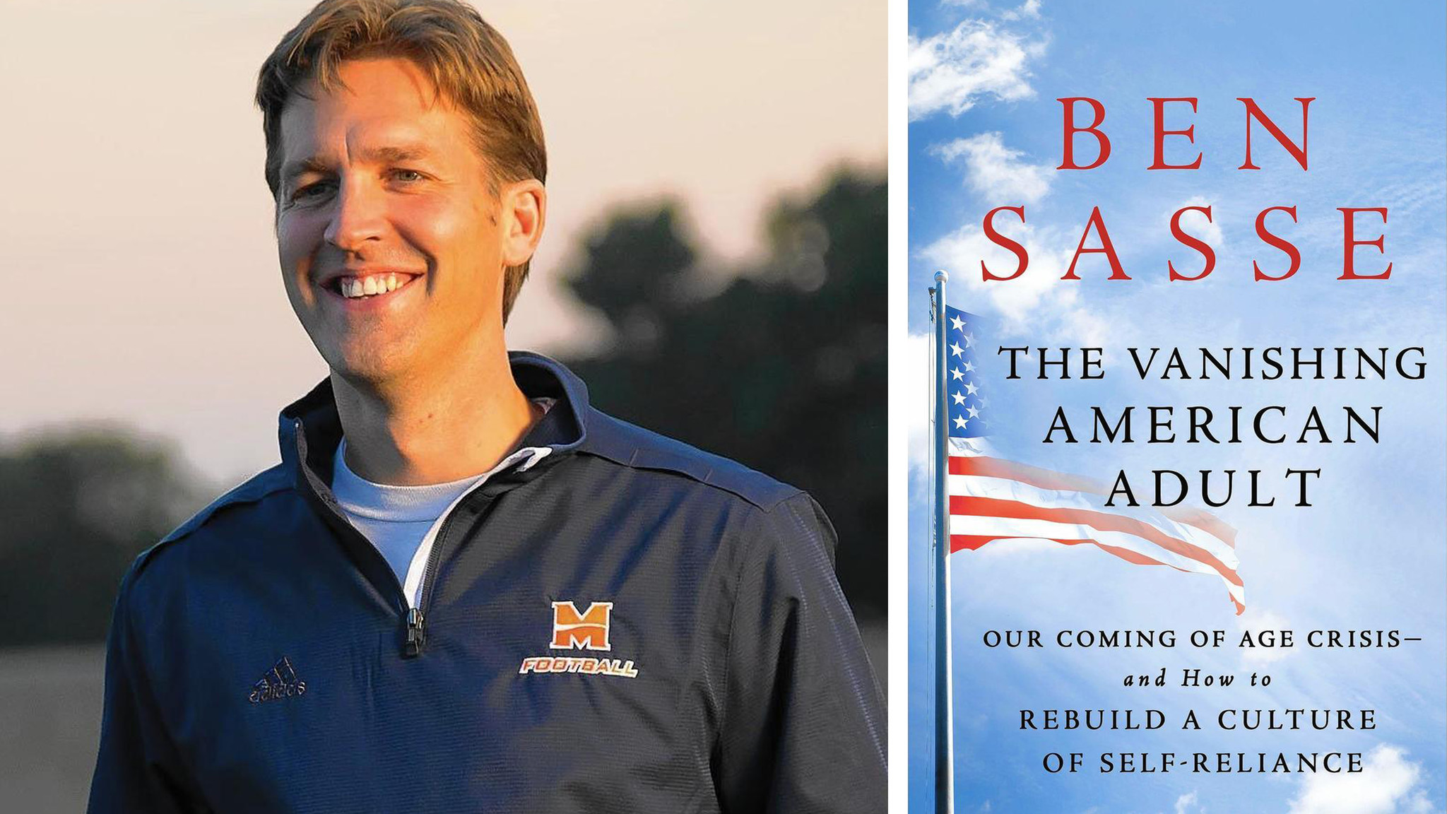 Image result for Ben Sasse book
