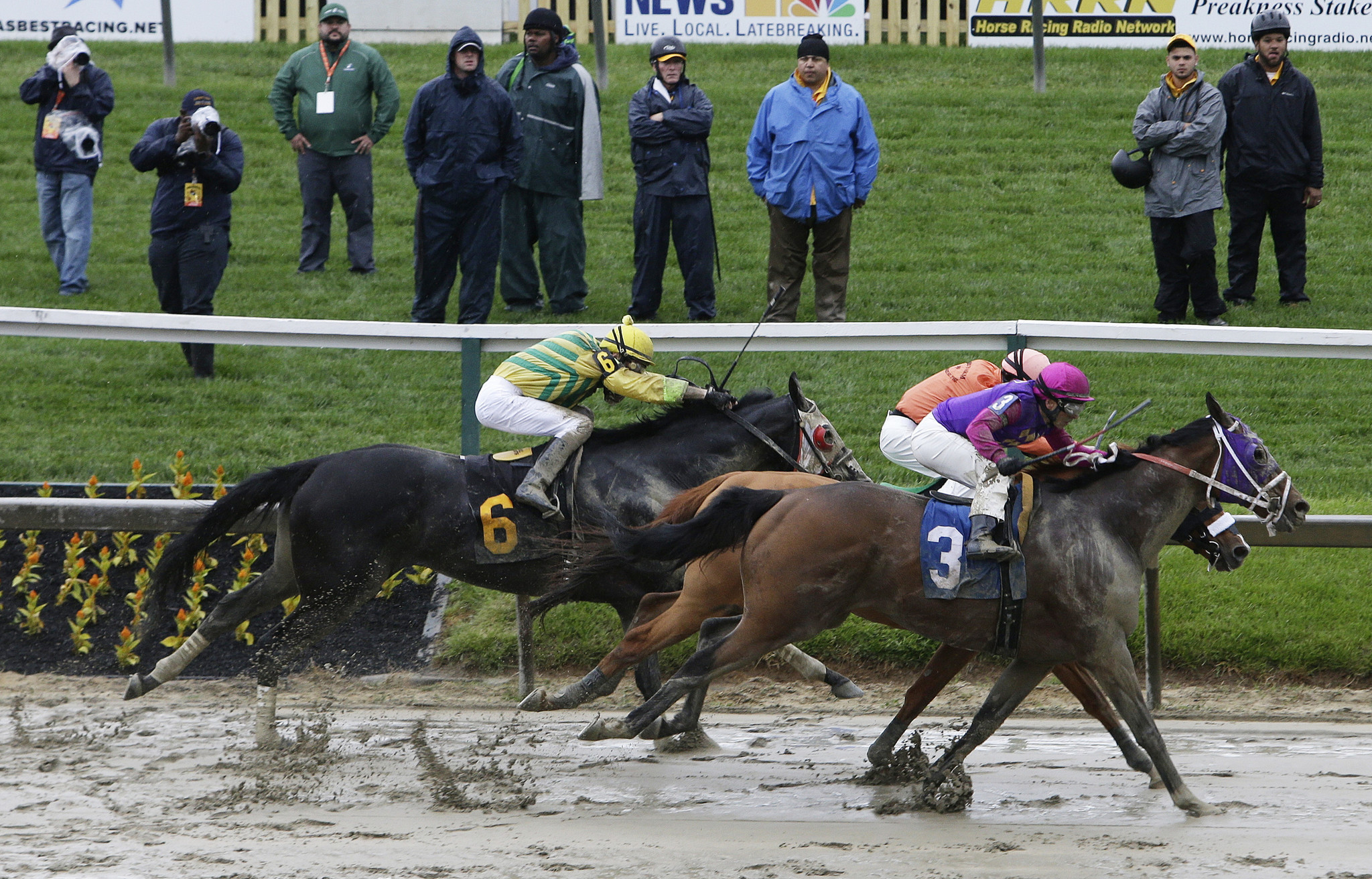 Cloud Computing Pulls Off Upset To Win The Preakness