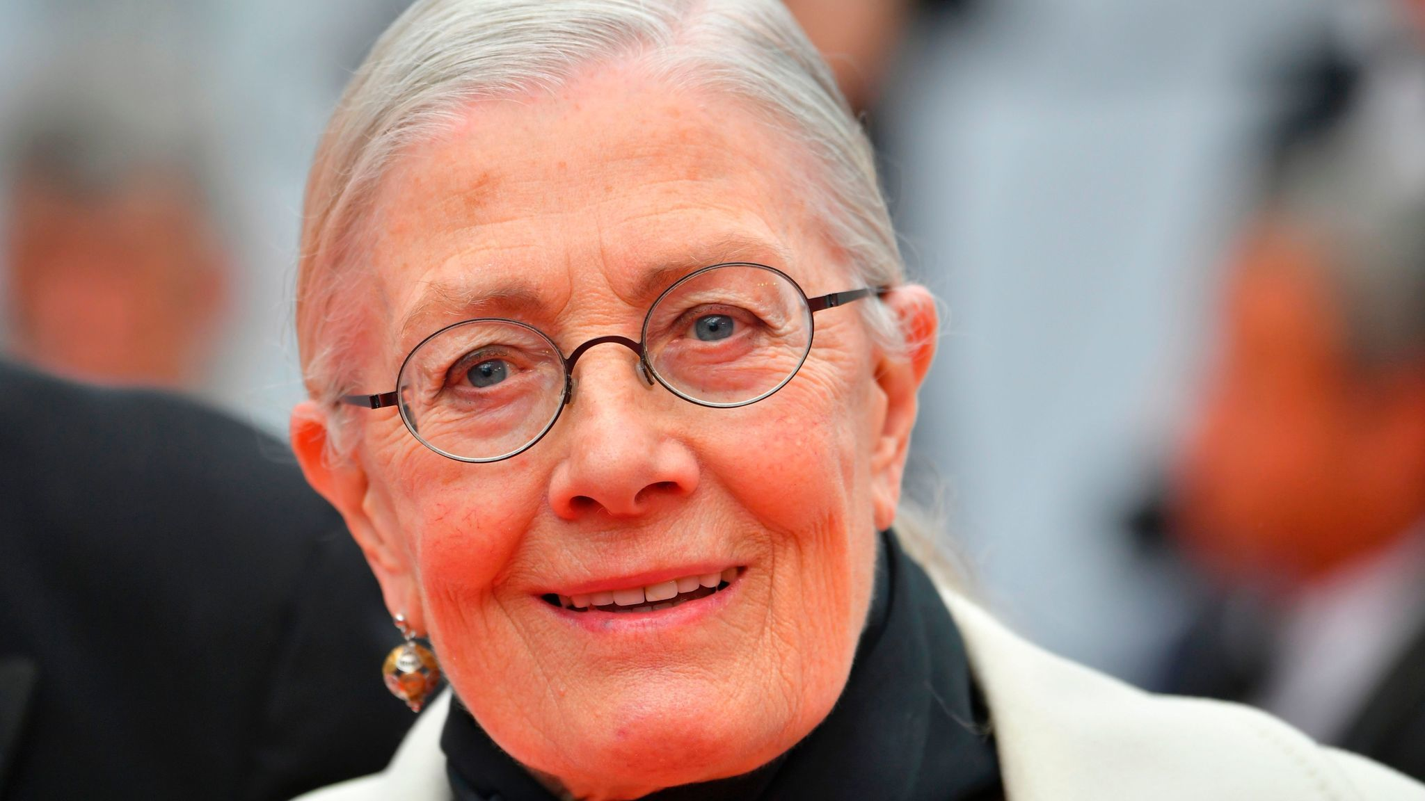 "Actress Vanessa Redgrave is marking her directorial debut at the 70th edition of the Cannes Film Festival with her documentary ""Sea Sorrow."""