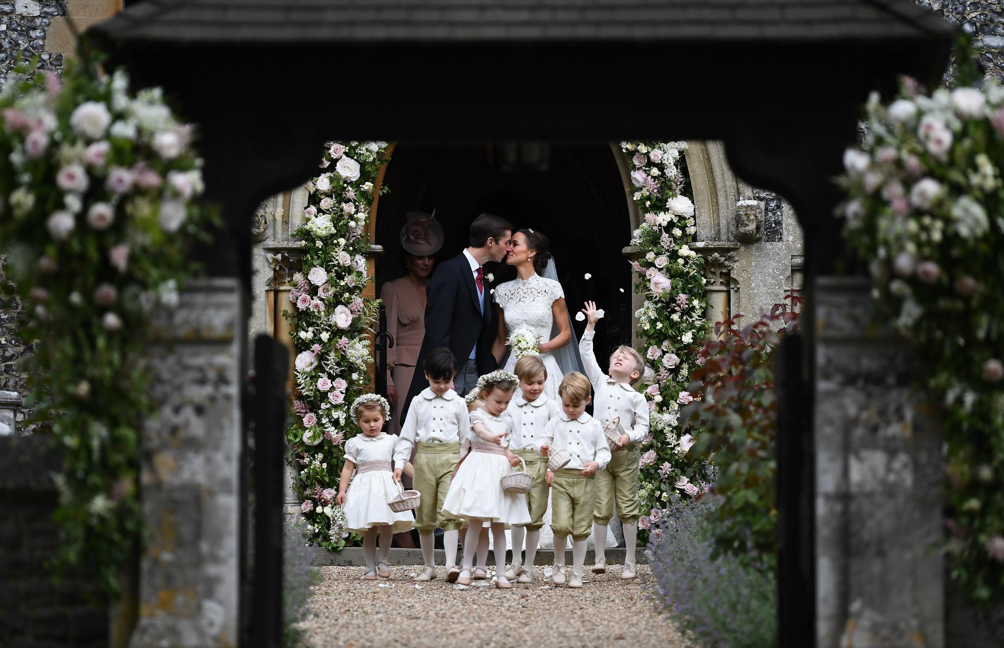 Michael tortora wedding