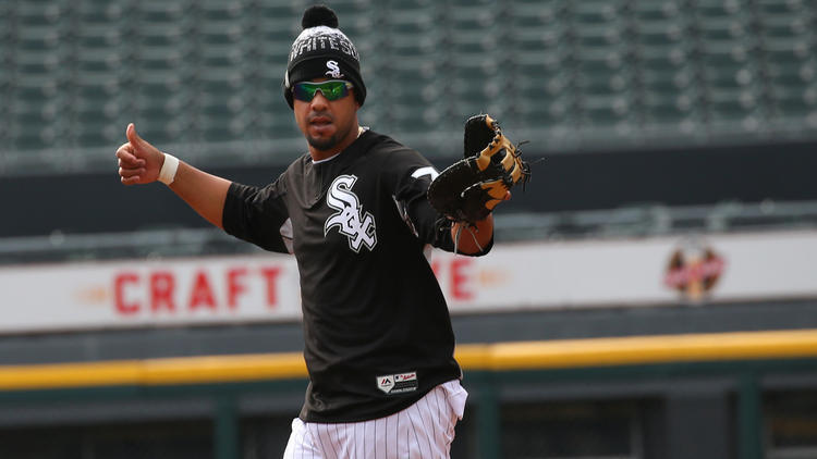 White Sox have deal with Cuban outfielder Luis Robert