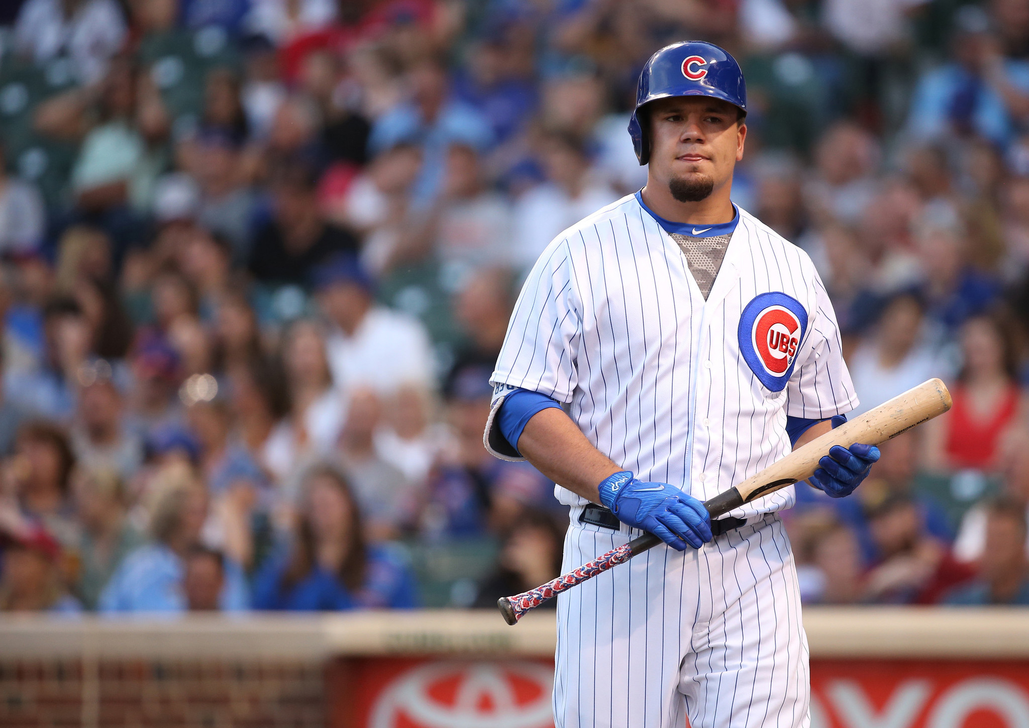 Cubs not committed to keeping Kyle Schwarber at leadoff ...
