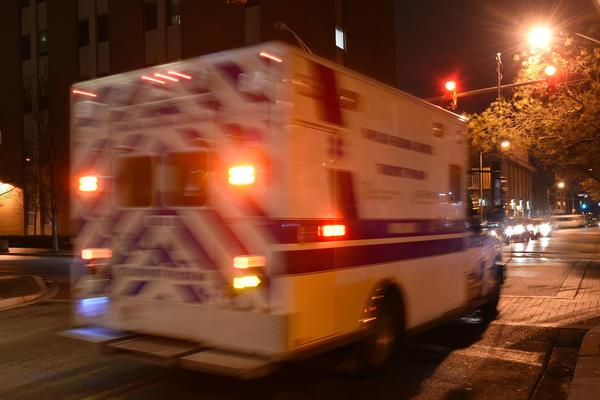 Man killed in Baltimore County car crash