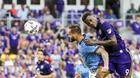 Orlando City struggles during 3-0 loss to NYCFC