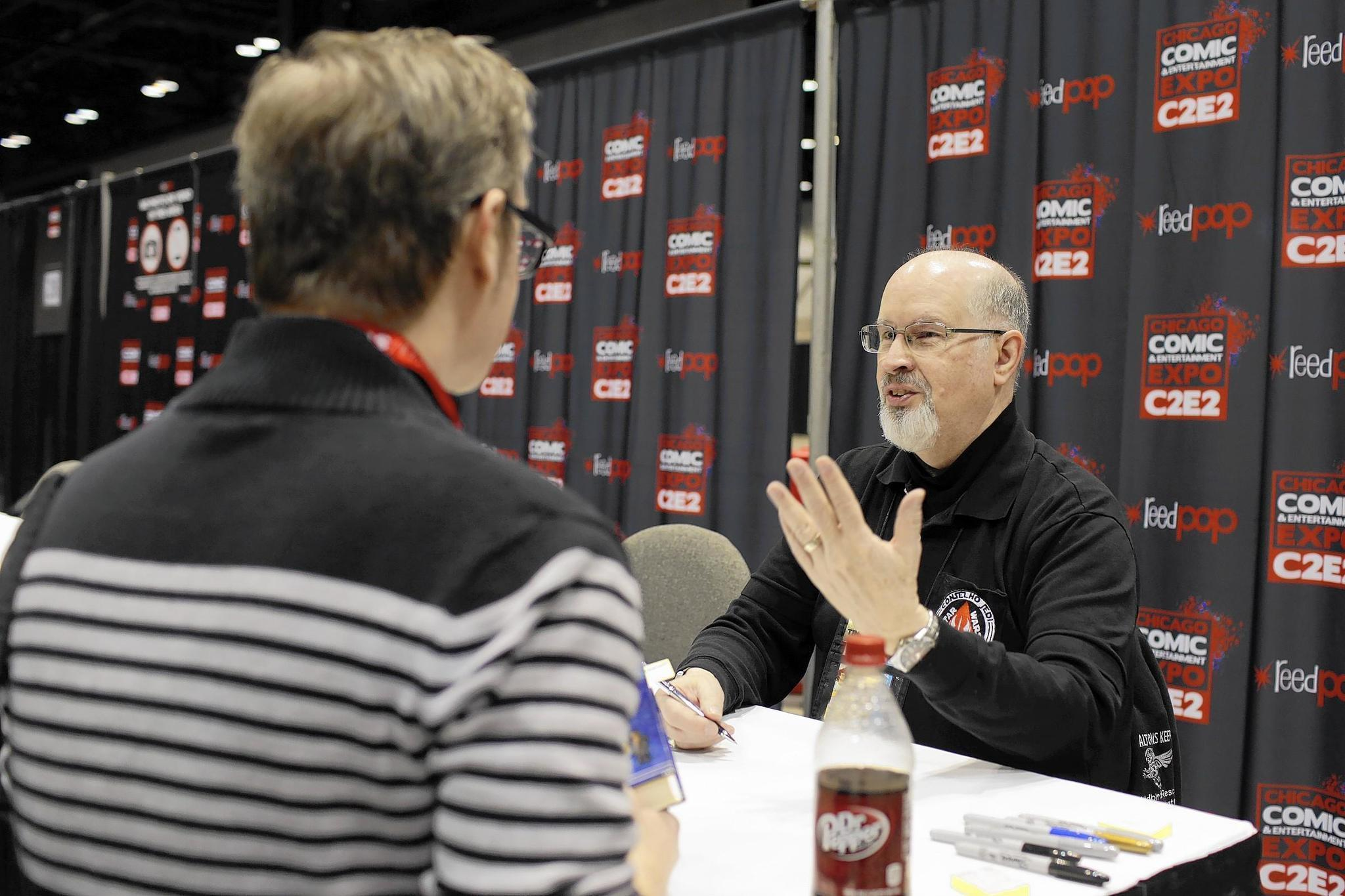 Novelist Timothy Zahn is the man who saved 'Star Wars,' according to fans