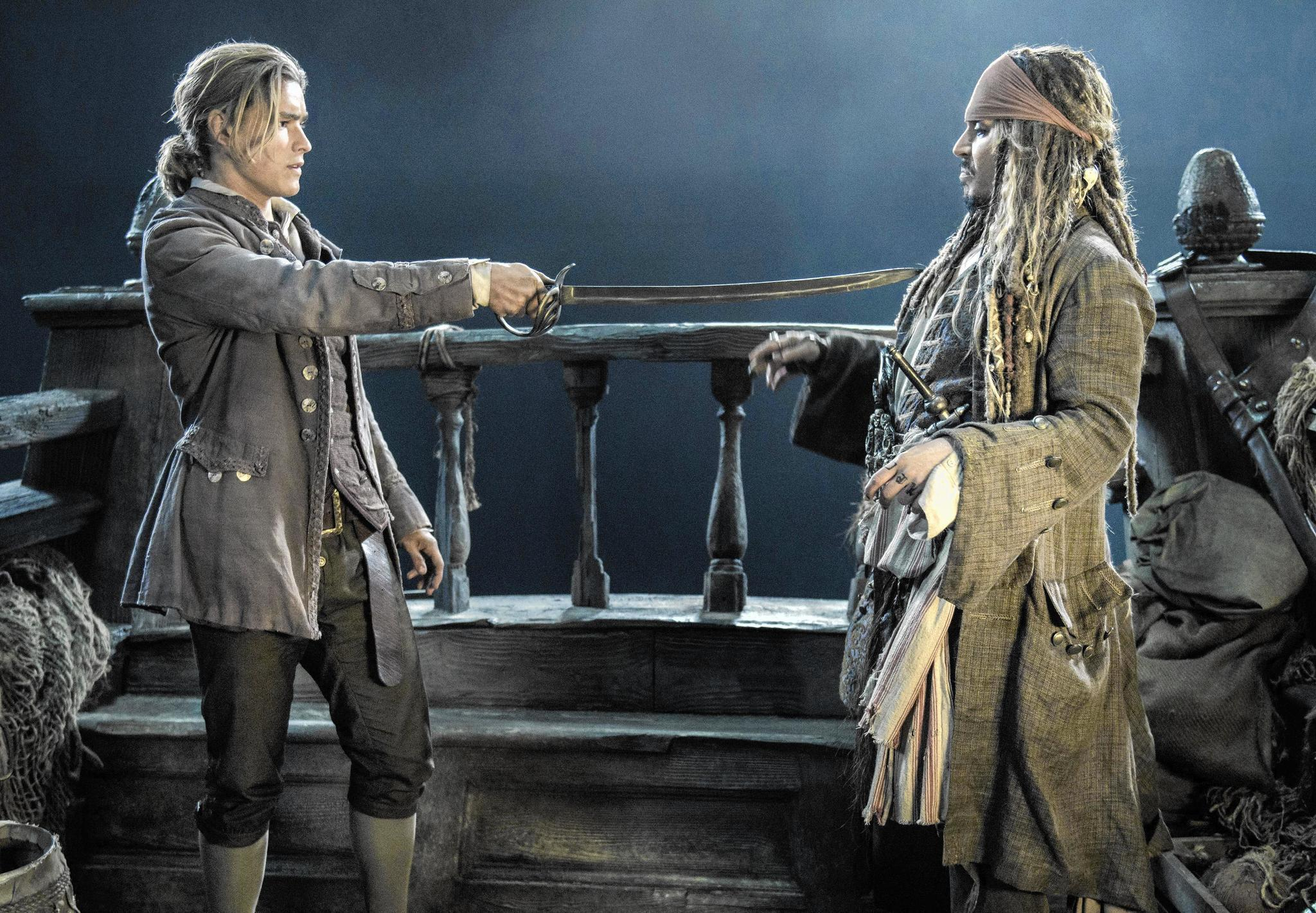 Pirates of the Caribbean: Dead Men Tell No Tales\' review: Speak no ...
