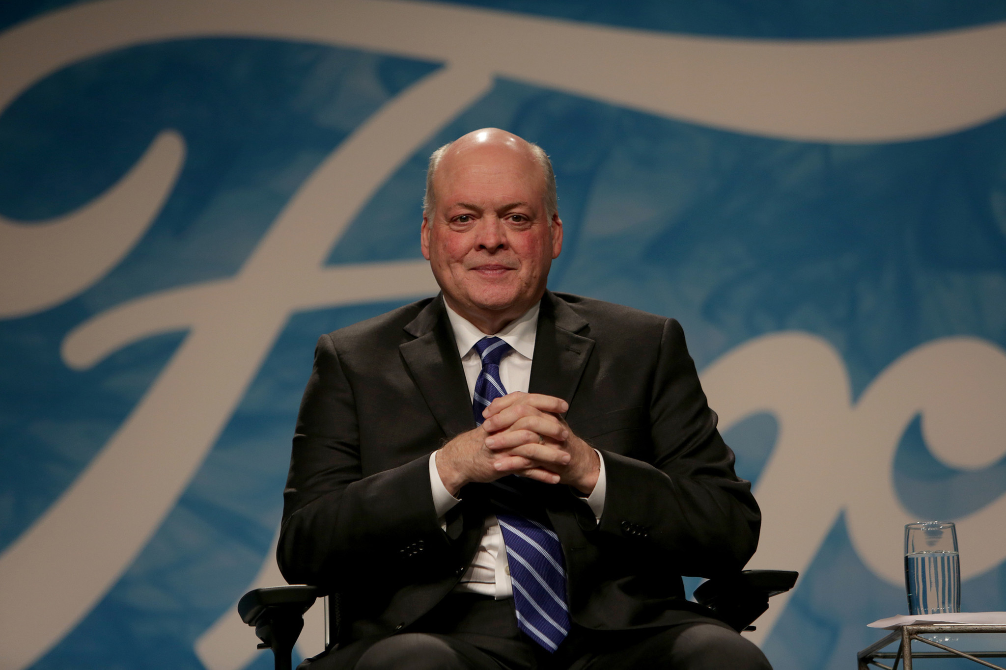 Fields out at ford new ceo hackett known for turnarounds chicago tribune