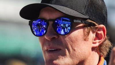 Scott Dixon won top Indy 500 start position; hours later, he's robbed at a Taco Bell drive-through