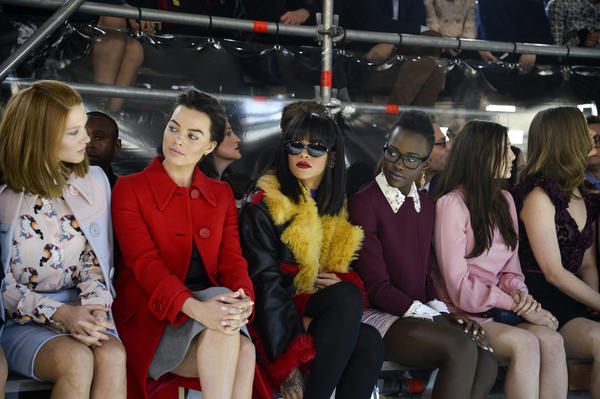 Twitter's Favorite Movie Starring Rihanna and Lupita Is Reportedly Real