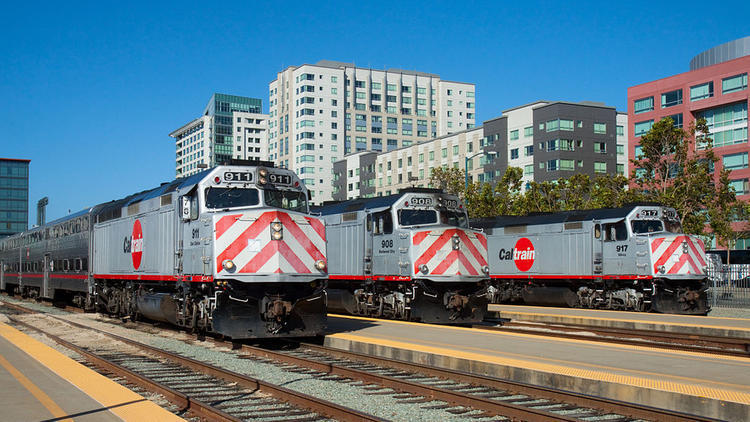 Transportation Department releases Caltrain electrification project funding