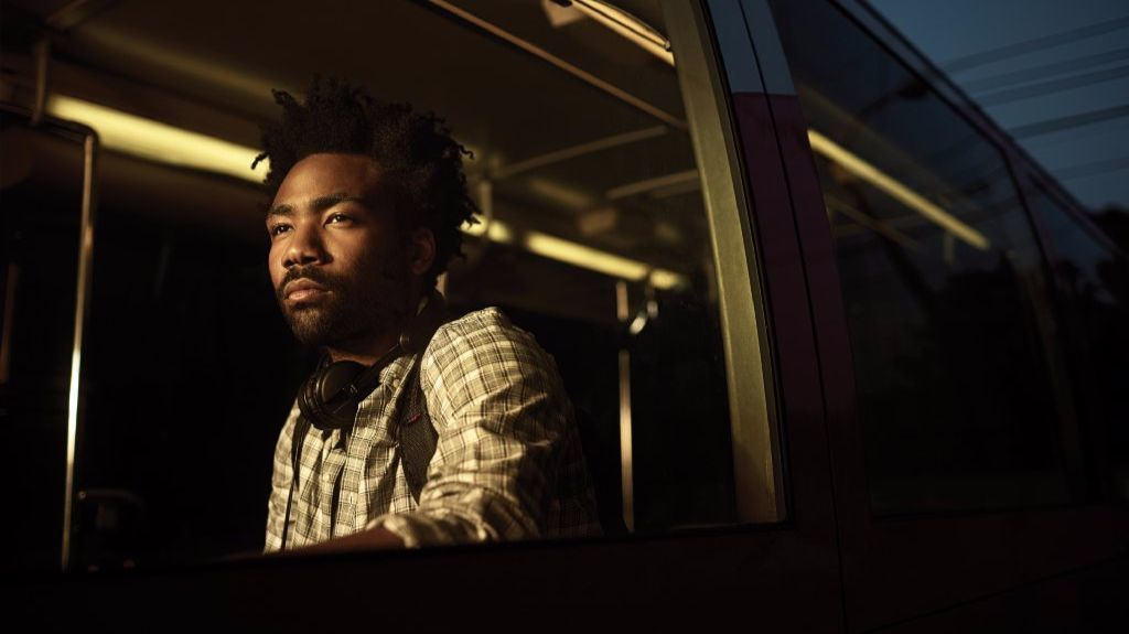 "Donald Glover in ""Atlanta."" (Matthias Clamer / FX)"
