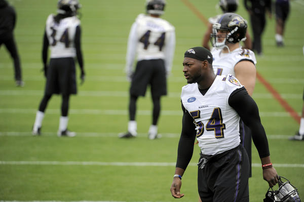 Projecting the defensive and special teams depth charts for the Ravens