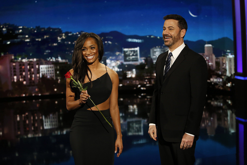 Jimmy Kimmel Predicts Former Chicago Trainer Will Win The Bachelorette