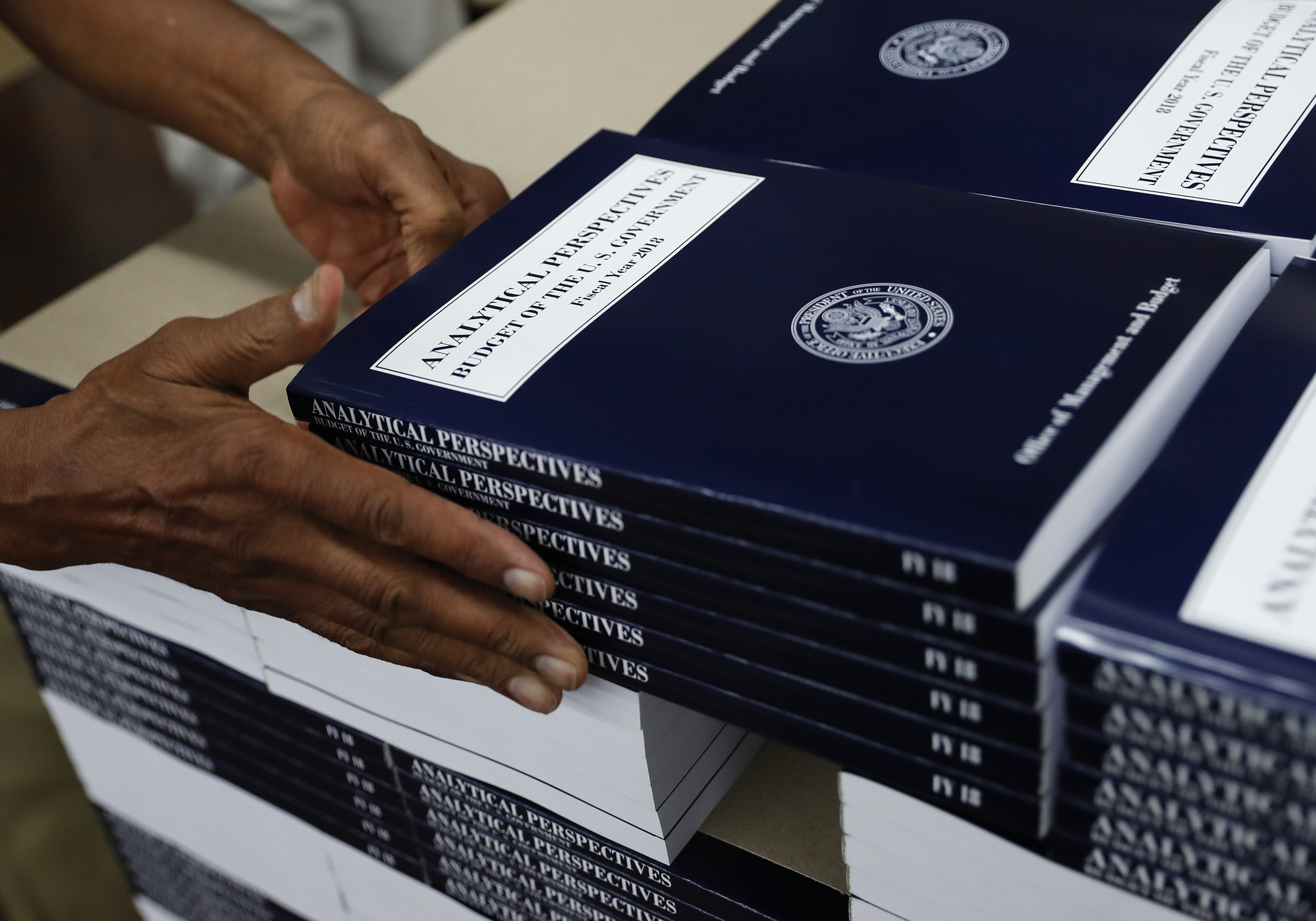 Trump's $4 trillion budget: More for the military, less for the poor