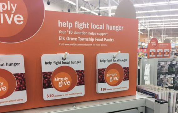 meijer partners with elk grove township once again for