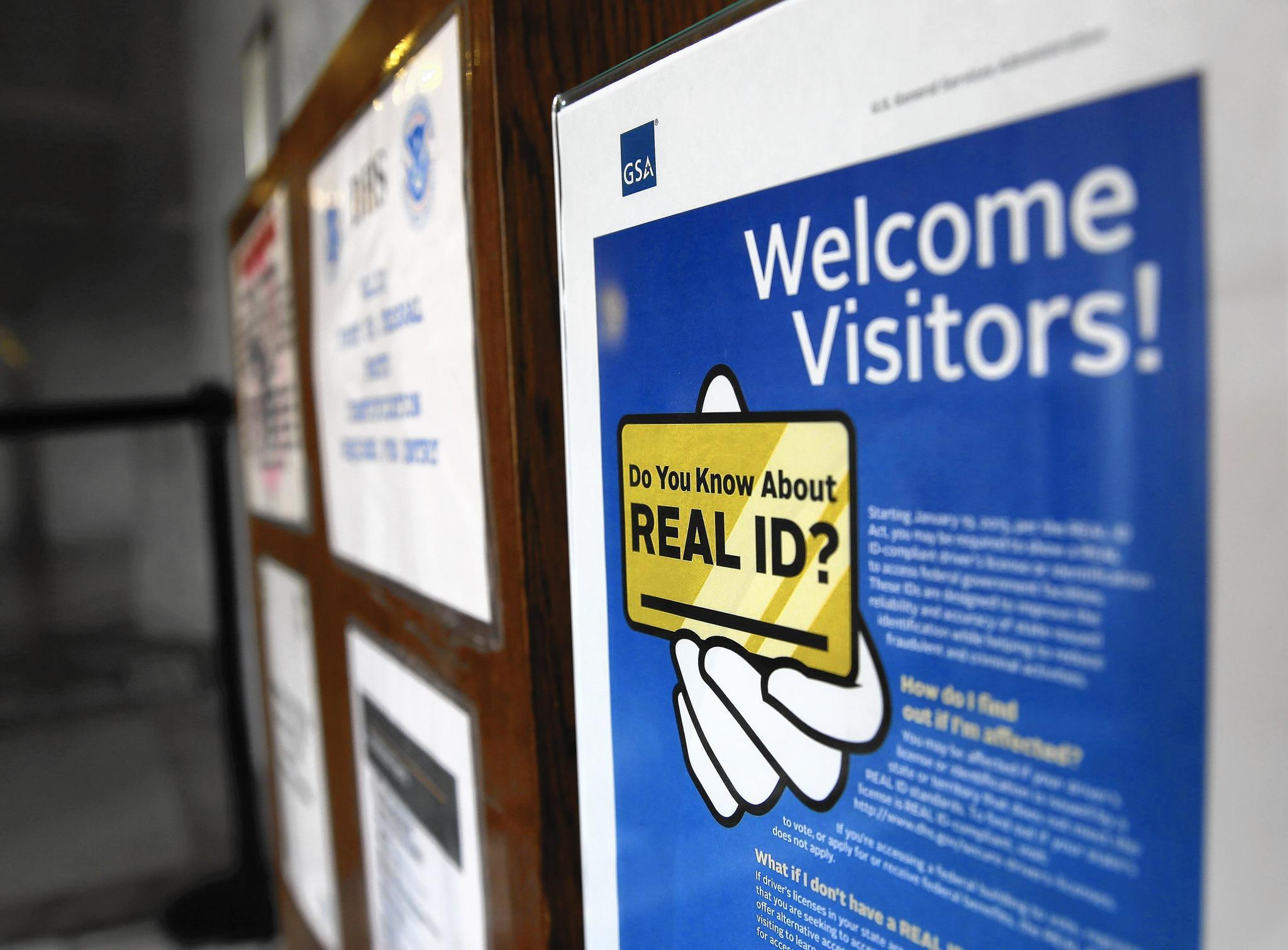 Pennsylvania moves closer to complying with real id law the pennsylvania moves closer to complying with real id law the morning call 1betcityfo Image collections