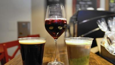 Nitro tea and coffee: A new kind of buzz