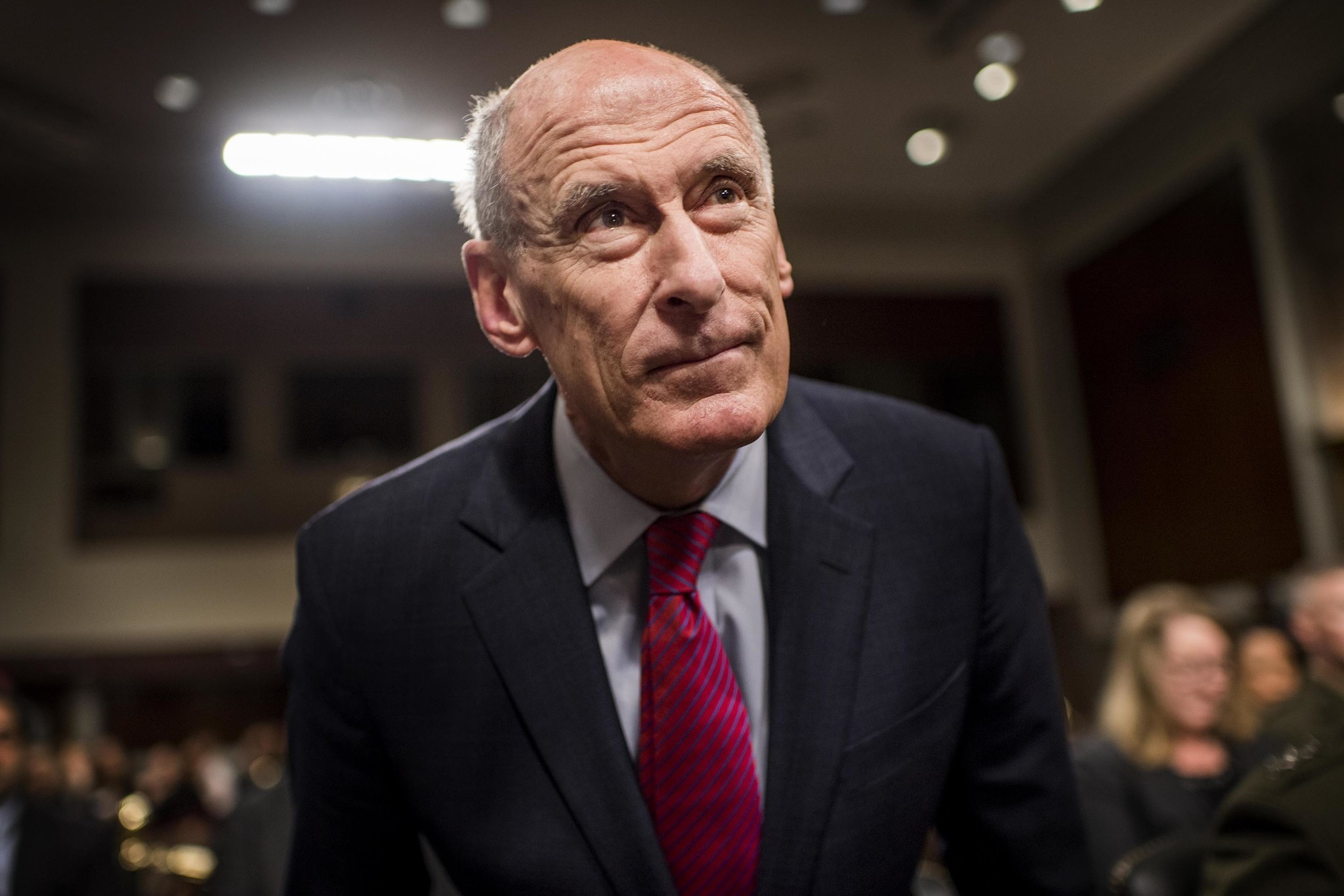 Coats won't comment on report that Trump asked him to deny evidence of collusion