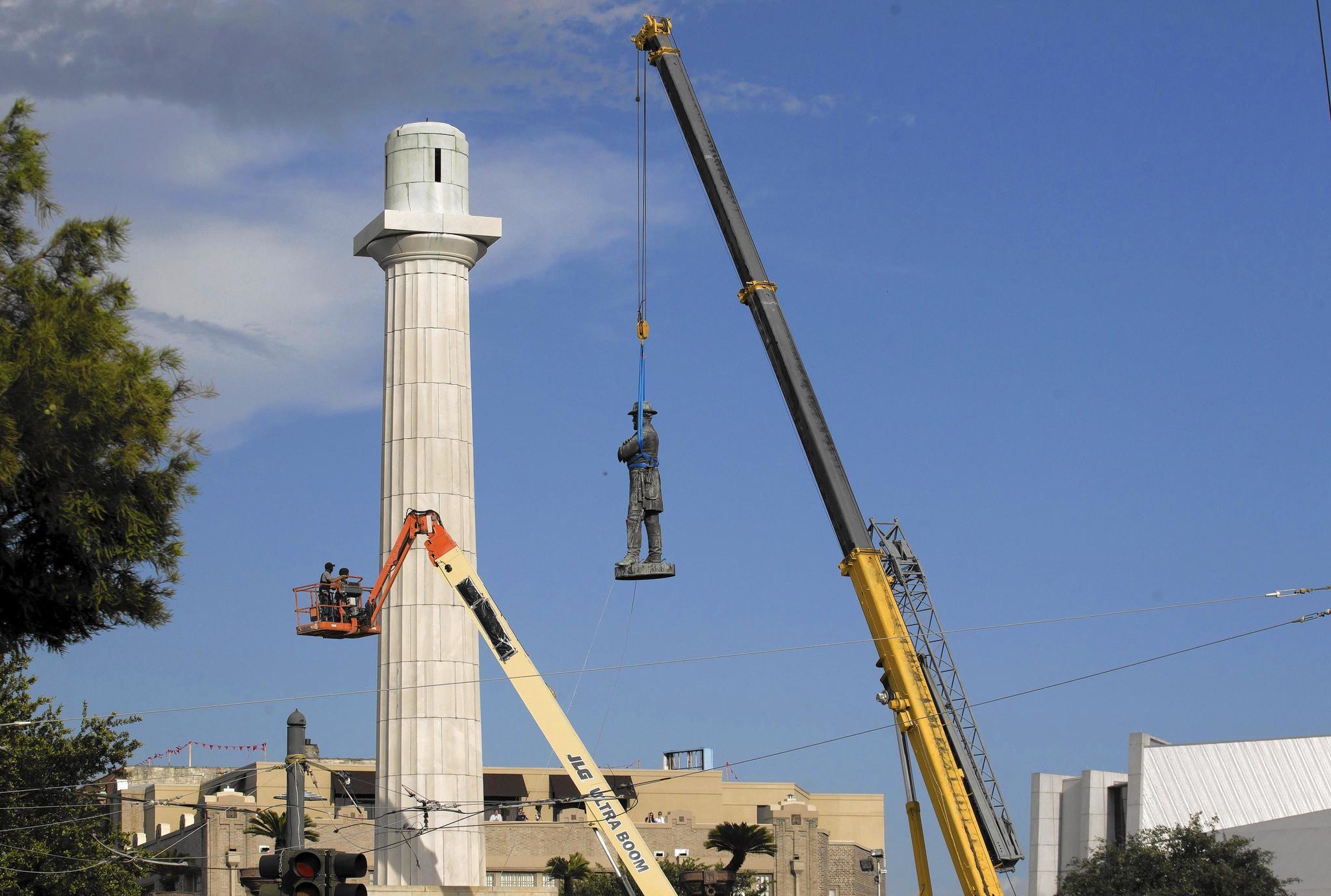 No City Council Vote On Monuments