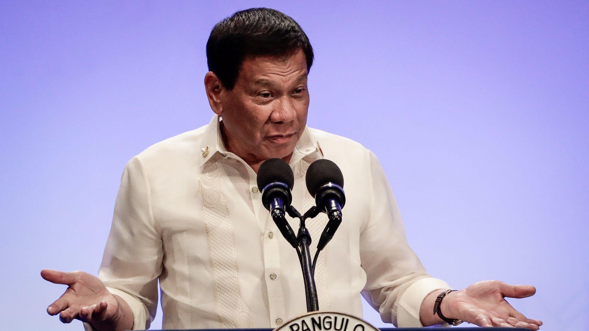 Trump called Kim Jong Un a 'madman,' praised Duterte's handling of drug problem in call
