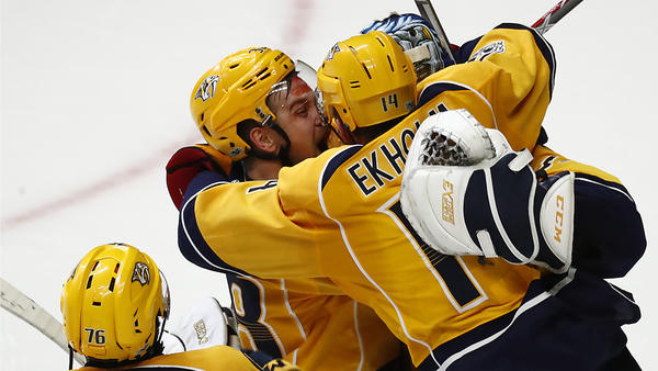 Predators Take A Page Out Of The Ducks Playbook To Advance To Stanley Cup Final