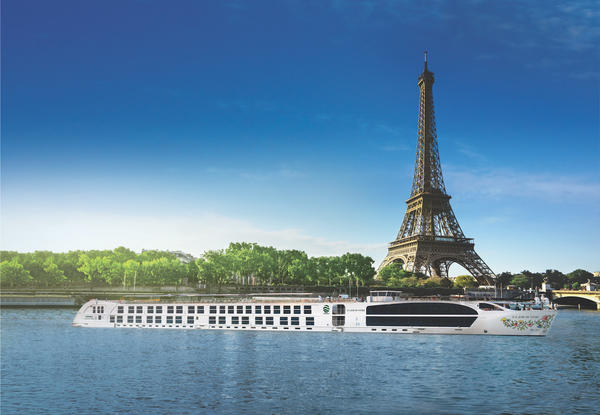 Sail the Seine this summer in Uniworld's newest river cruise ship