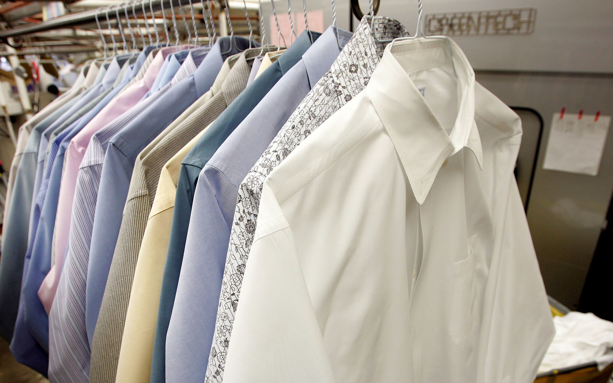 Baltimore makes top 10 list for spending on dry cleaning