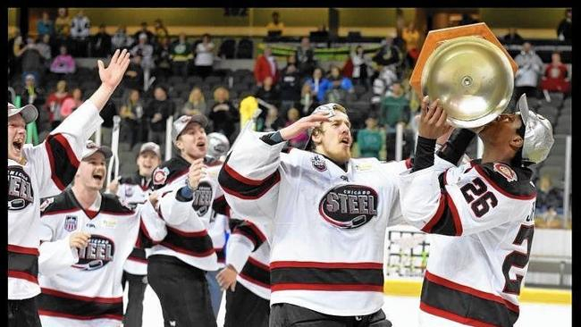 USHL: Geneva Team Gives Hockey Fans A Championship Feeling