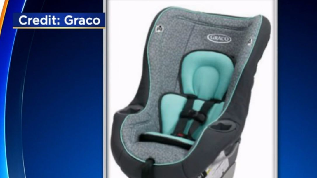 Graco car seat recall model numbers
