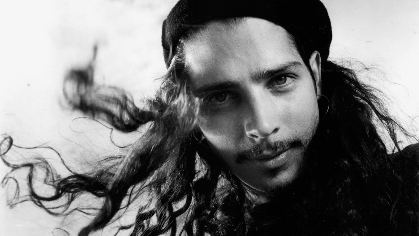 Chris Cornell in 1991. (Mel Melcon / Los Angeles Times)