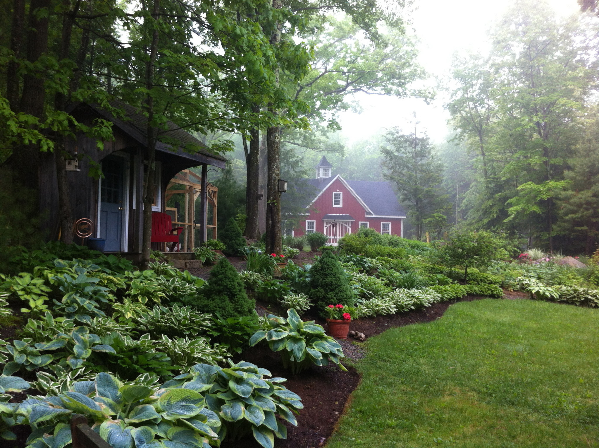 Open Days Garden Tour In Canton Courant Community